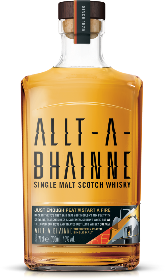 Allt A Bhainne bottle